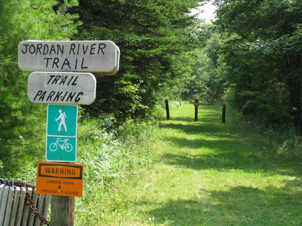 Jordan River Walking Trail