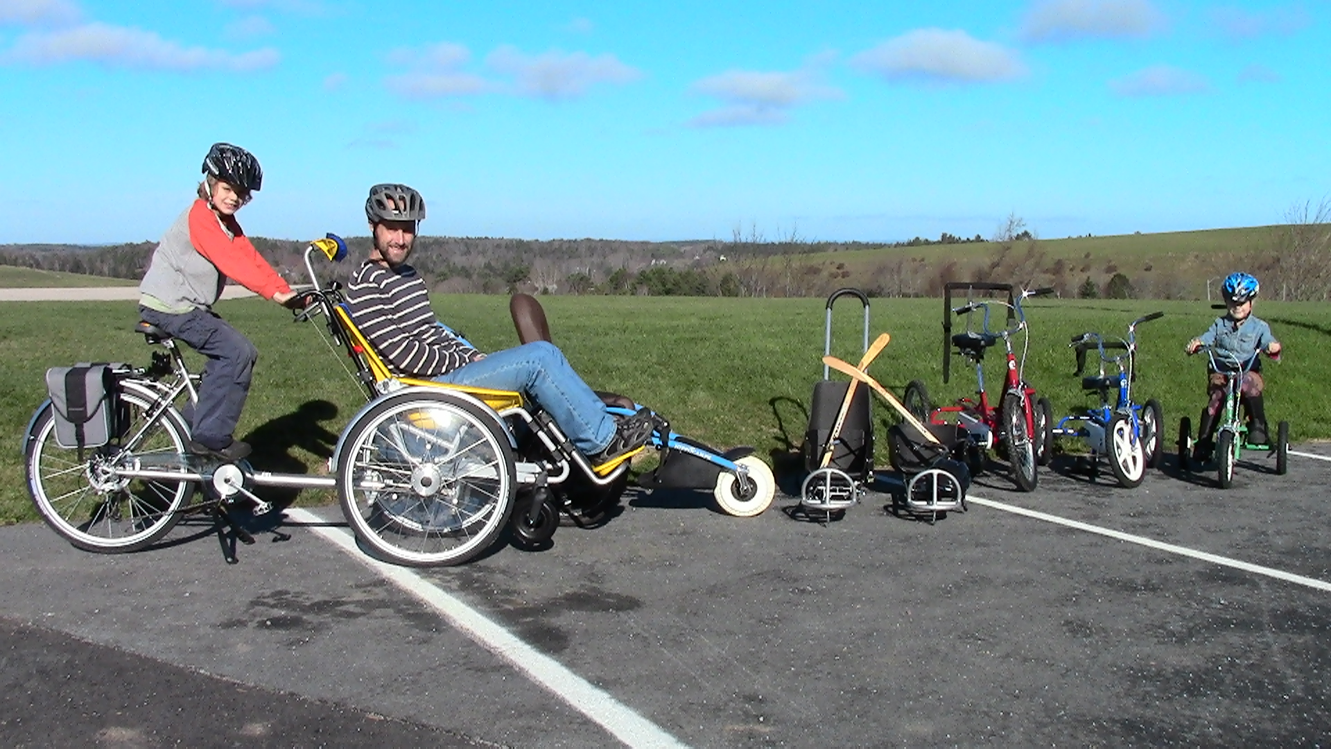 Jumpstart Adapted Recreation Equipment Loan Program