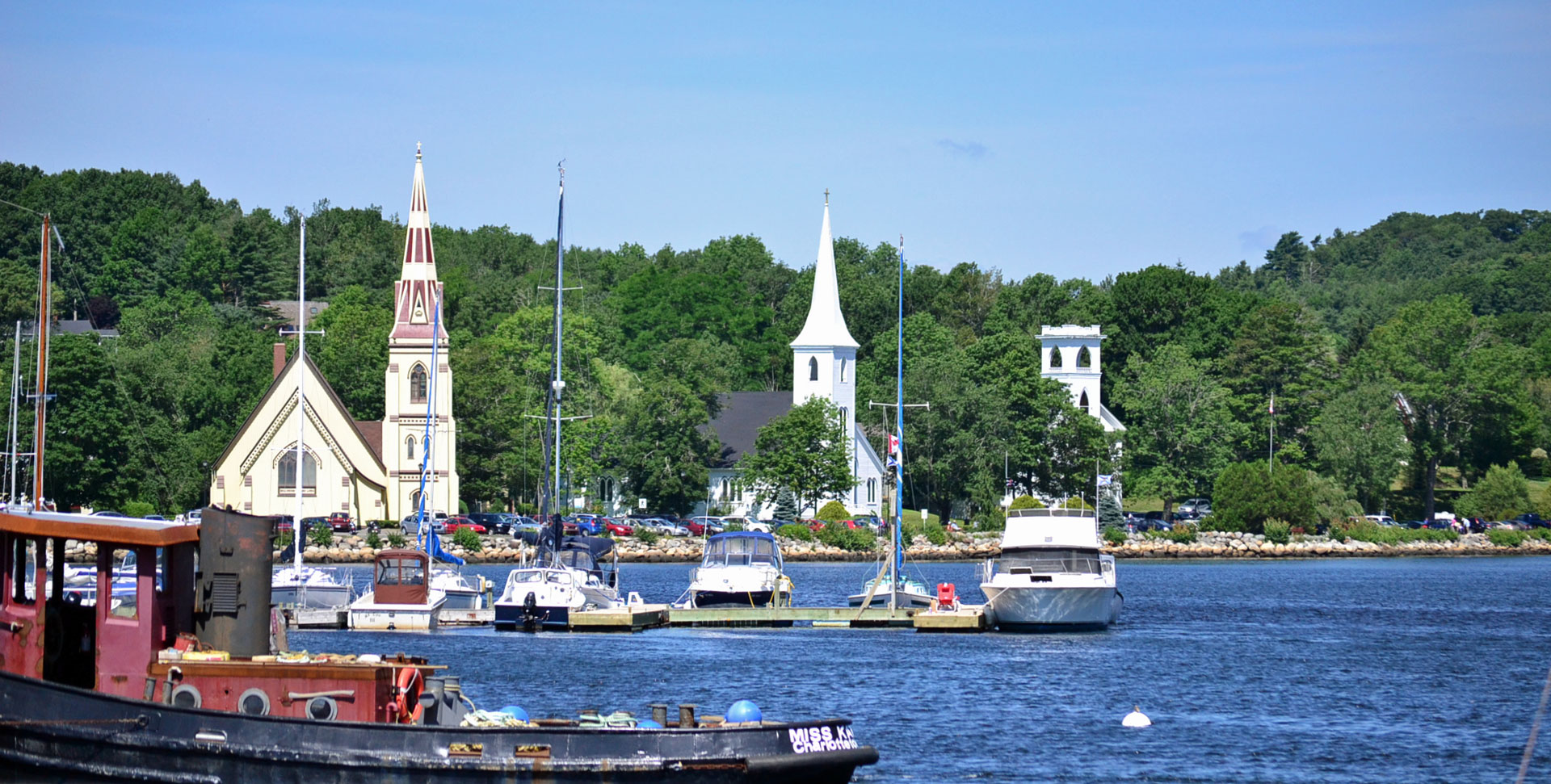 Ocean Route 6: Mahone Bay