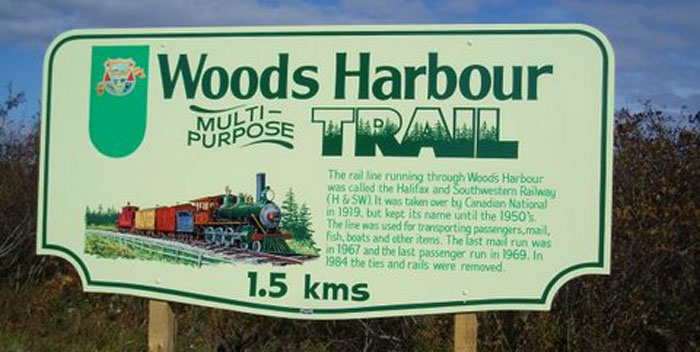 Wood's Harbour Multi-Purpose Trail
