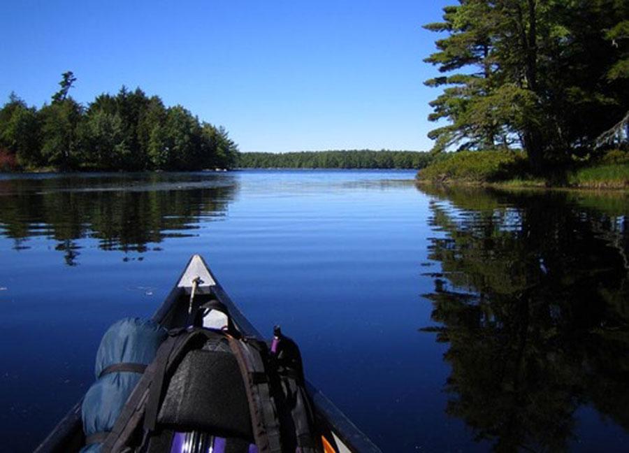 Lake Route 9: Seven Mile Lake