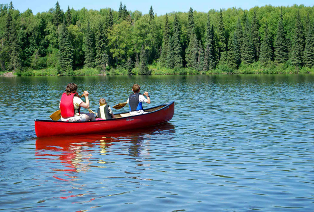 Lake Route 5: Lake Rossignol