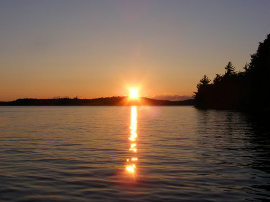 Lake Route 7: Molega Lake
