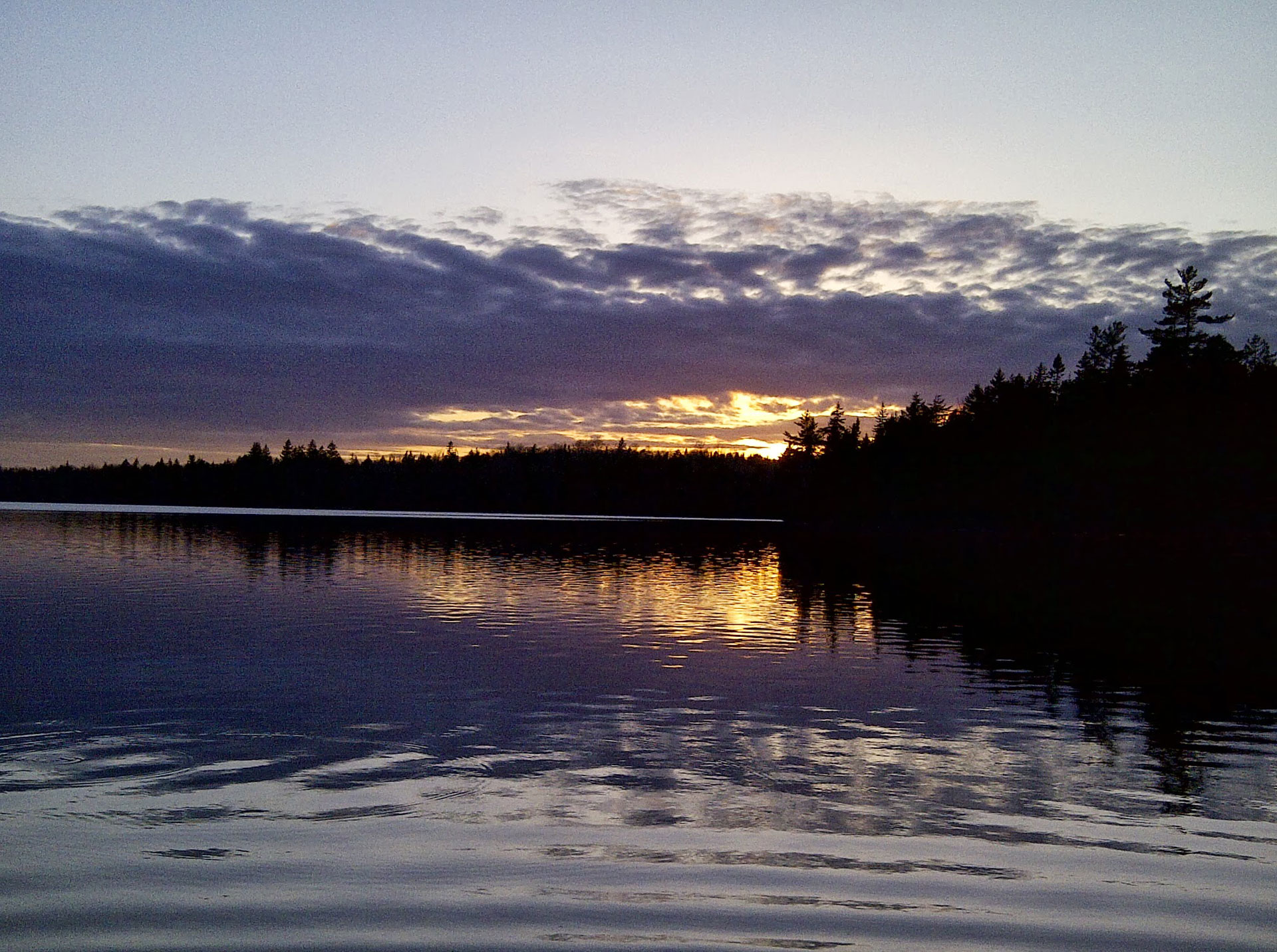 Card Lake Provincial Park