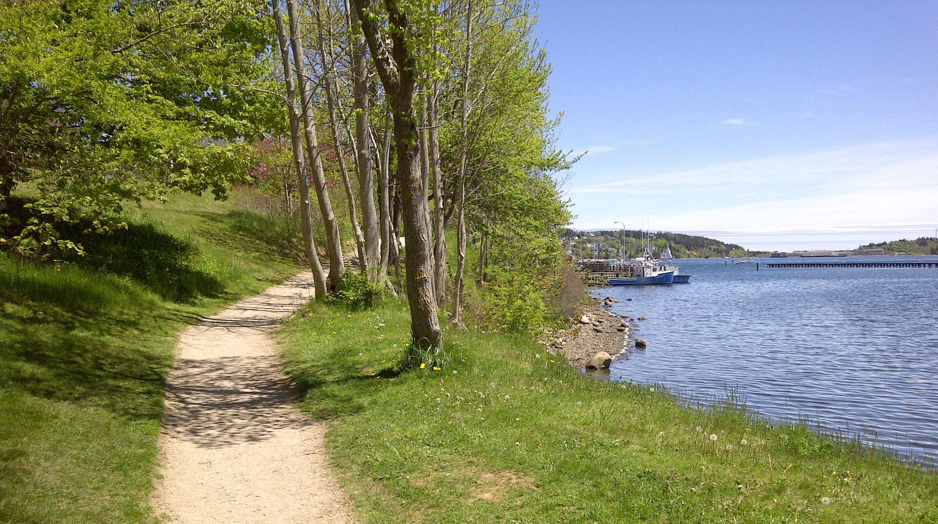 Lunenburg Front Harbour Trail