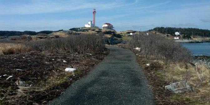 Leif Ericsson Park Trails