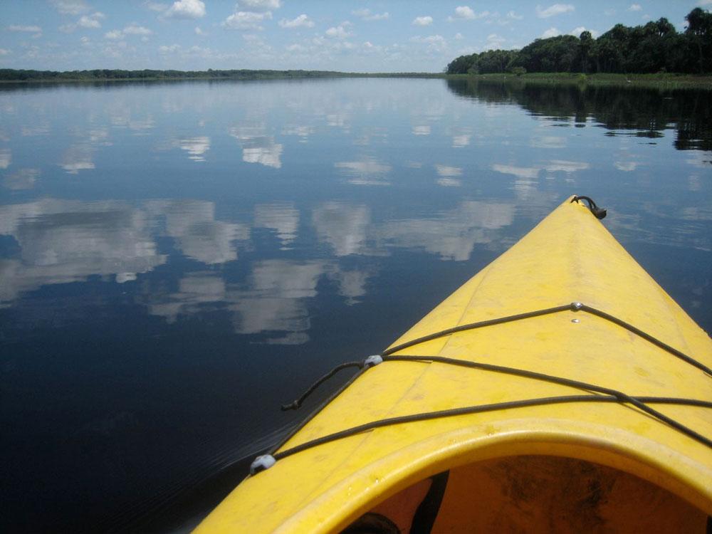 Lake Route 6: McGowan Lake / Dean Lake