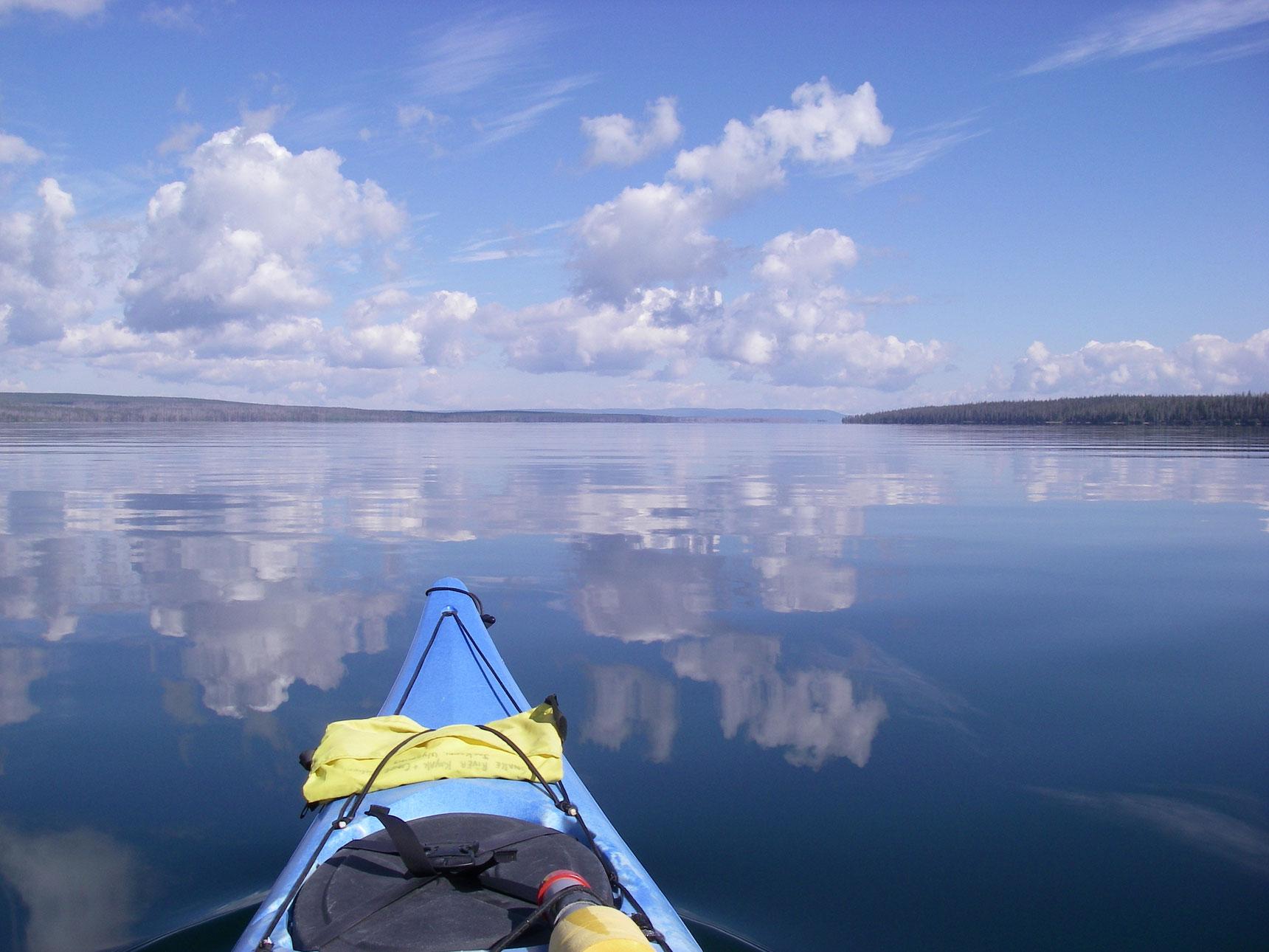Lake Route 1: Big Mushamush Lake