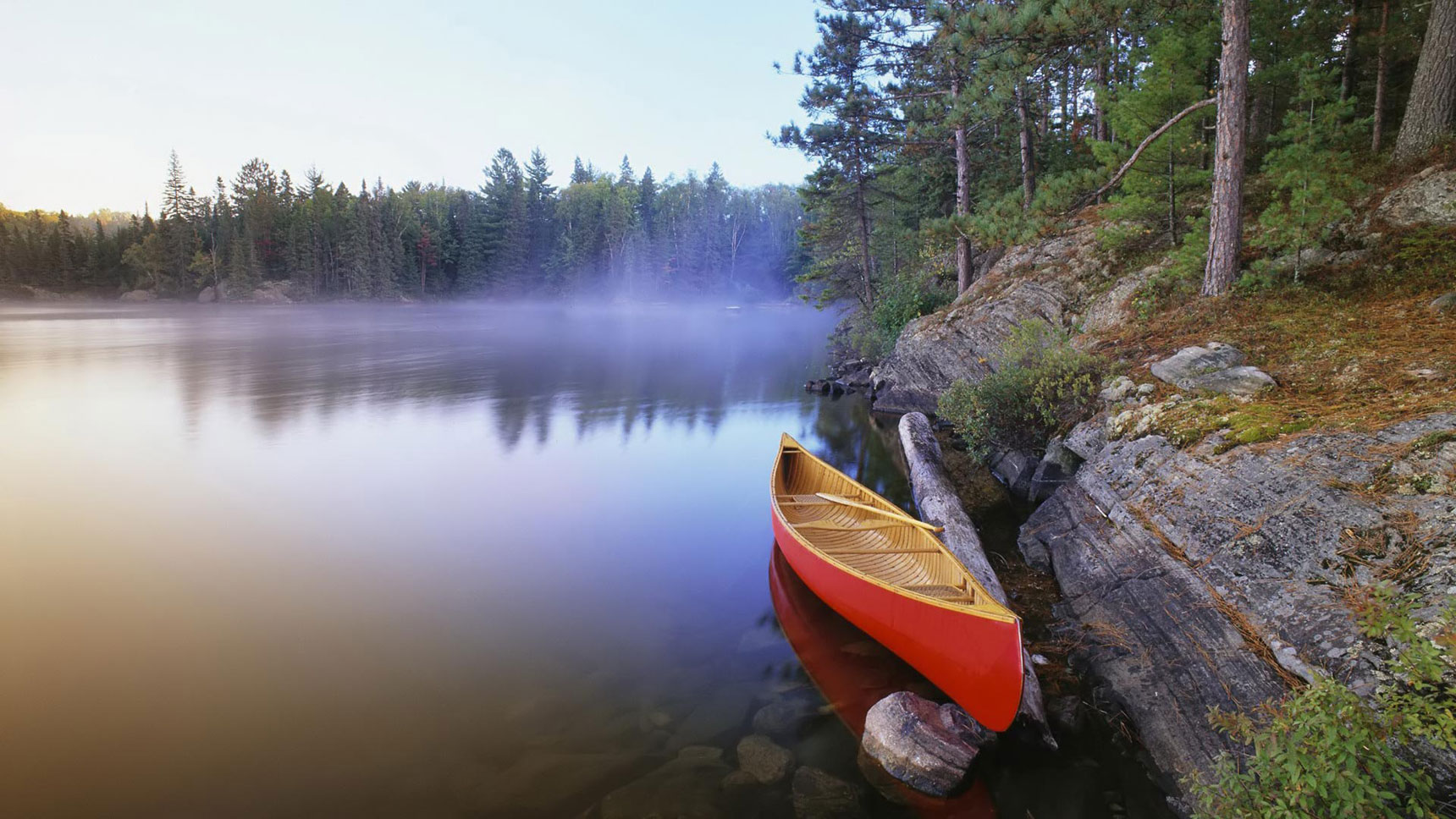 Lake Route 4: Dauphinees Mill Lake