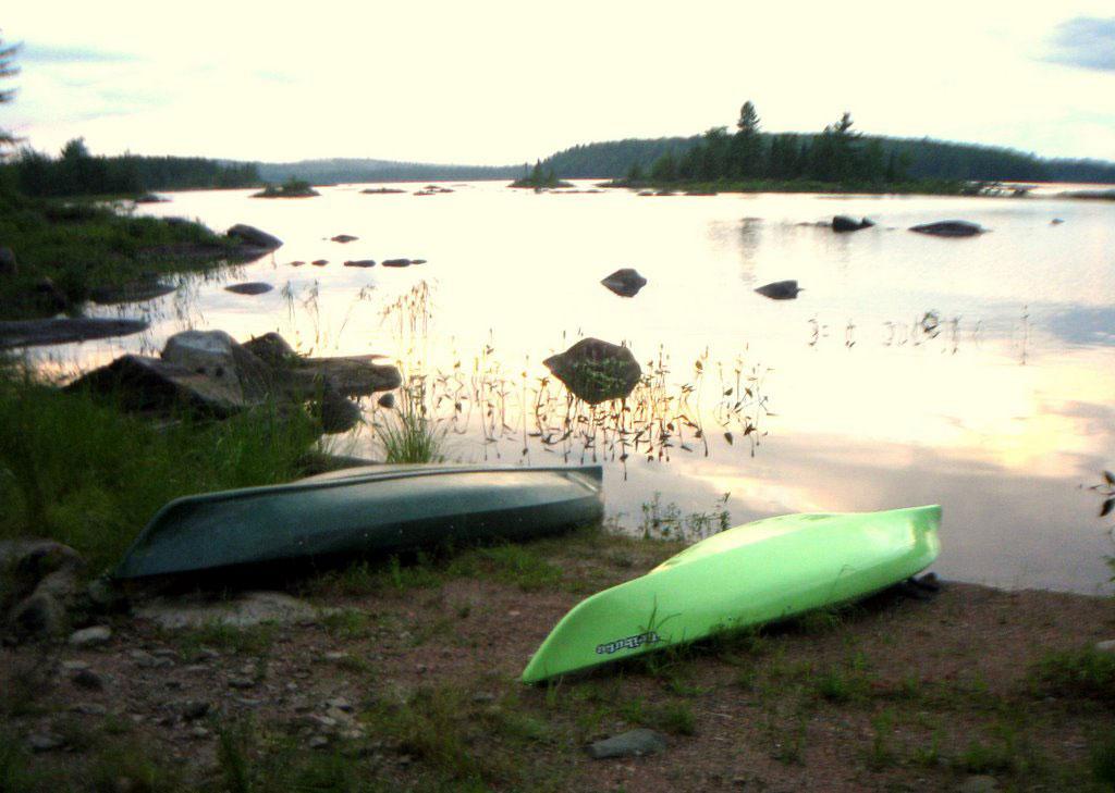 Lake Route 8: Ponhook Lake
