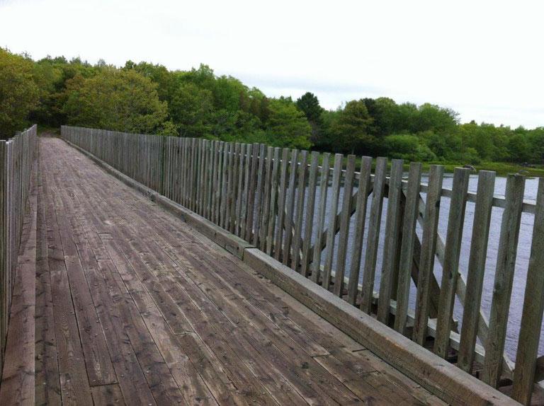 Dwight Crouse Memorial Trail