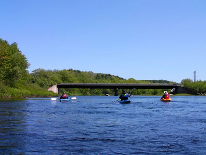 River Route 1-2: Lahave River