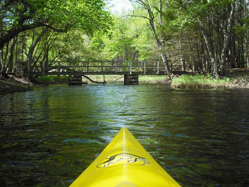 River Route 5-1: The Mersey River (Kejimkujik Lake to Lake Rossignol)
