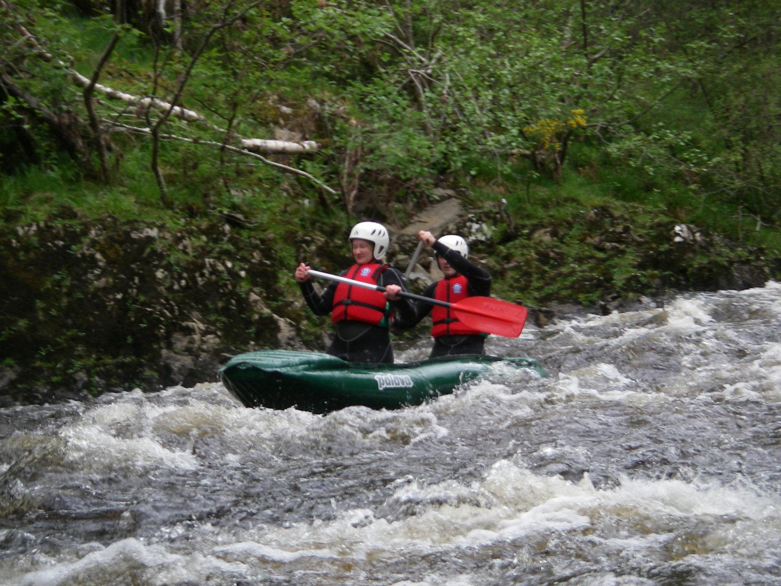 River Route 7: The Pleasant River