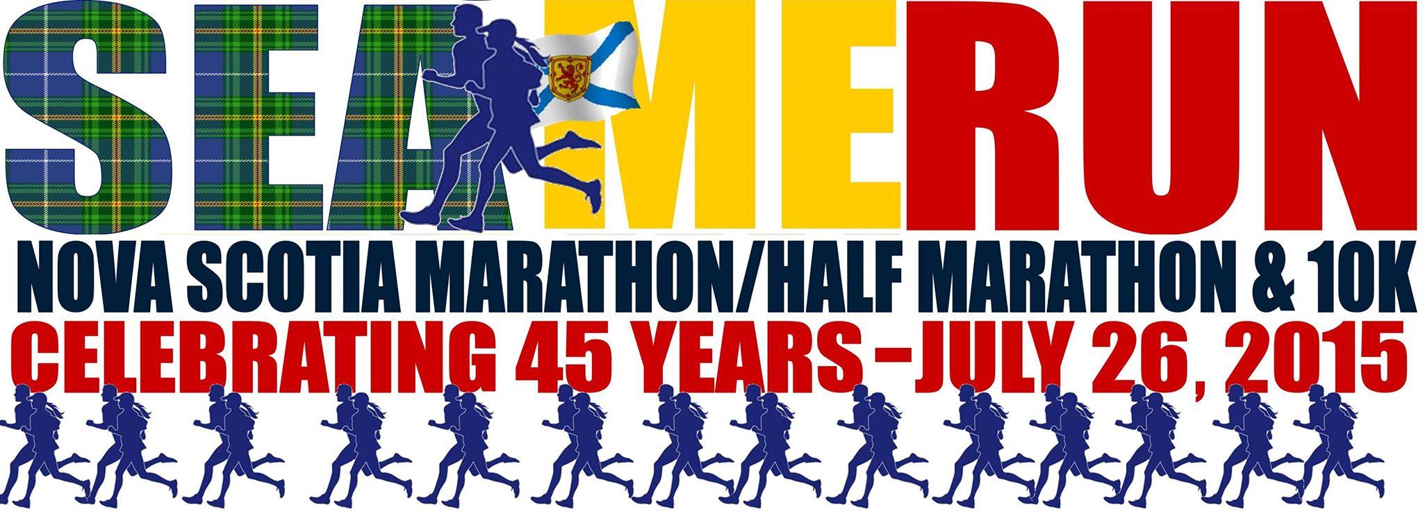 Registration is Open for the 45th Annual Nova Scotia Marathon Half Marathon and 10 km