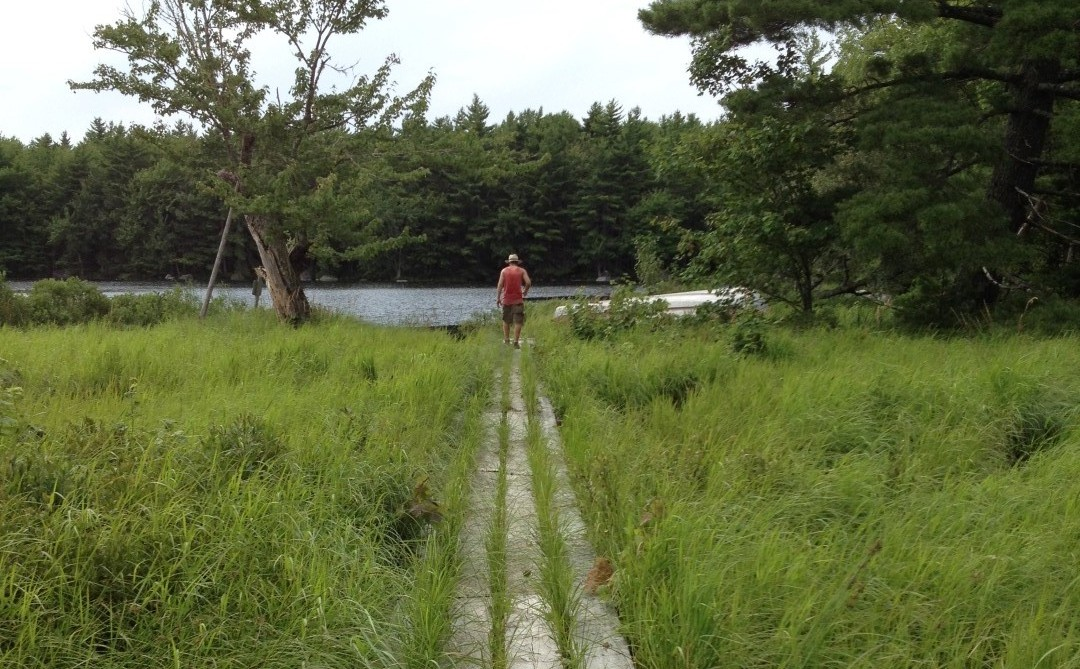 Our first backcountry hike – South Shore Connectors blog