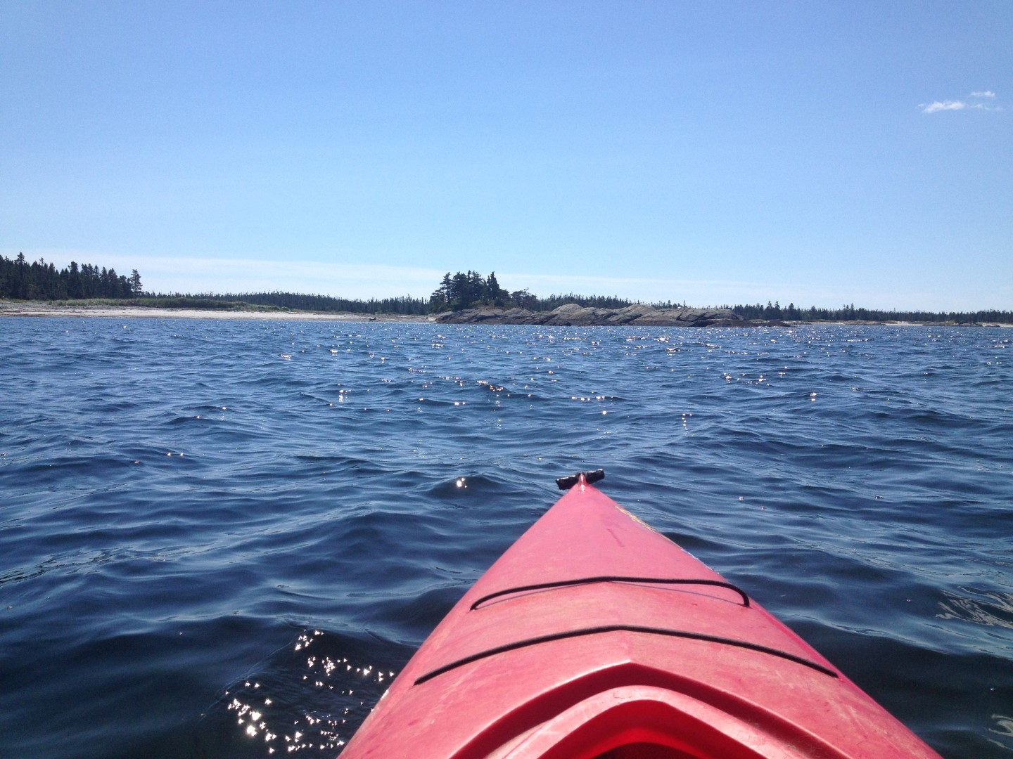 Exploring by kayak – South Shore Connectors blog